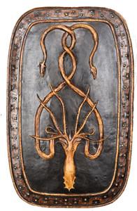 Greyjoy Shield Pin