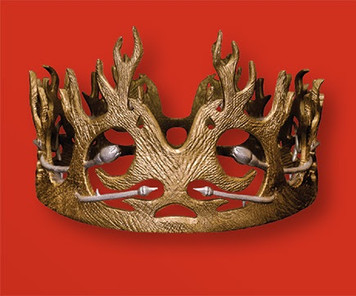 Limited Edition Joffrey Baratheon Crown Replica