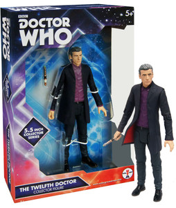 12th Doctor Figure