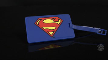 Superman Q-Tag