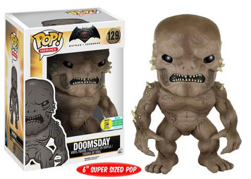 EXCLUSIVE: POP! Heroes: Batman v. Superman - Doomsday