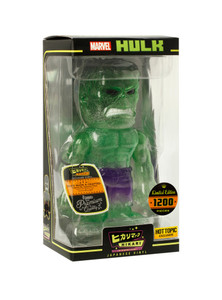 EXCLUSIVE: LIMITED EDITION: Hikari: Marvel - Glitter Hulk