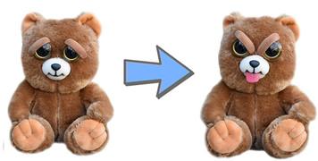 Feisty Pets - Tongue Sir Growls-A-Lot Bear