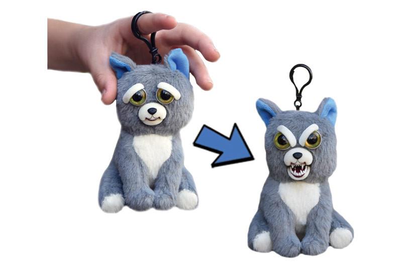 Horror-Shop Feisty Pets Cane Sammy Suckerpunch Figura 10cm