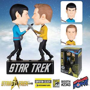 EXCLUSIVE: Star Trek Amok Time Bobblehead