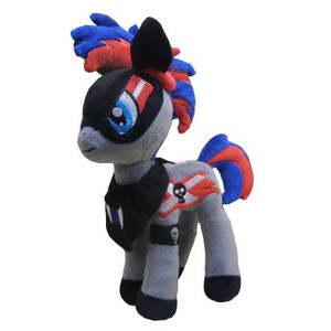 Midnight Mares - Bandit Plush Toy