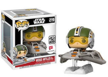 EXCLUSIVE: POP! Star Wars: Wedge Antilles w/ Snow Speeder