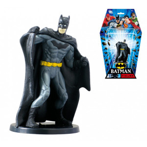 Batman Defending Diorama Figure