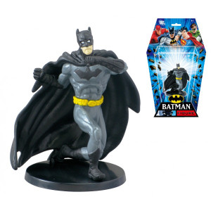Batman Punching Diorama Figure