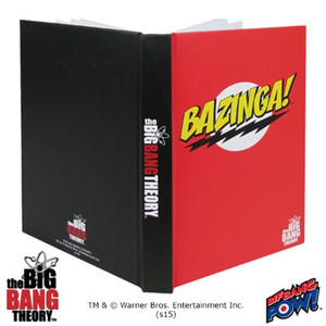 Big Bang Bazinga Journal