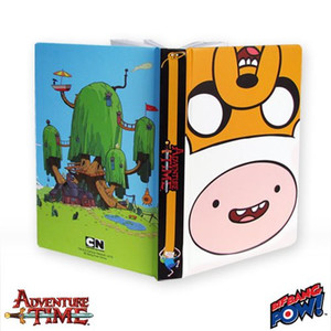 Finn & Jake Adventure Time Journal