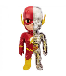 4D XX-Ray The Flash Figure