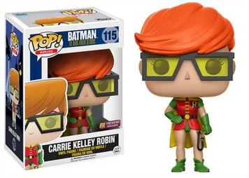 EXCLUSIVE: POP! Heroes: Dark Knight Returns - Carrie Kelly Robin