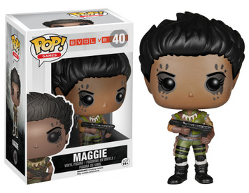 POP! Games: Evolve - Maggie