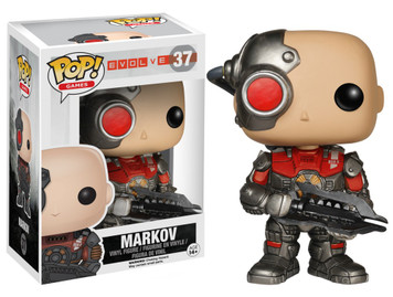 POP! Games: Evolve - Markov