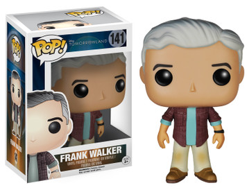 POP! Disney: Tomorrowland - Frank Walker