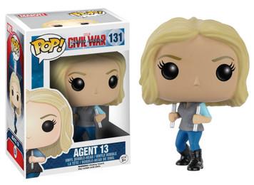 POP! Marvel: Captain America 3 - Agent 13