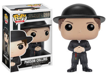 POP! Movies: PPZ - Parson Collins