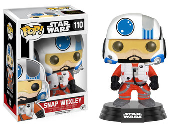 POP! Star Wars: Episode 7 - Snap Wexley