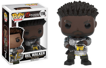 POP! Games: Gears of War - Dell Walker