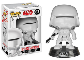 POP! Star Wars: Episode 8 - First Order Snowtrooper