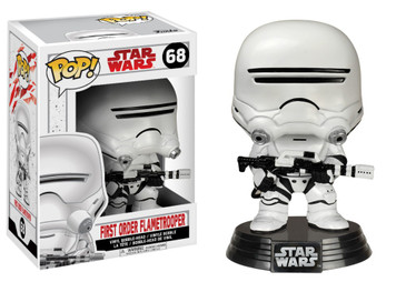 POP! Star Wars: Episode 8 - First Order Flametrooper