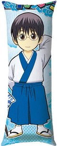 Shinpachi Shimura Plush Body Pillow
