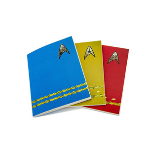 Star Trek TOS Journal 3 pack