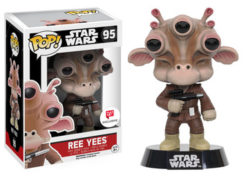 EXCLUSIVE: POP! Star Wars - Ree Yees