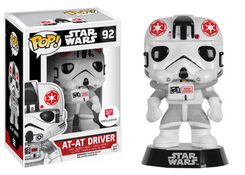 EXCLUSIVE: POP! Star Wars - At-At Driver