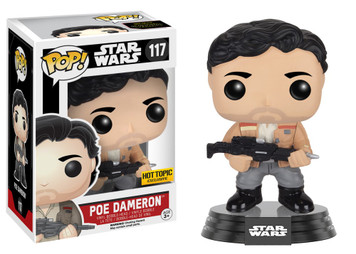 EXCLUSIVE: POP! Star Wars: Episode 7 - Poe Dameron (Resistance)