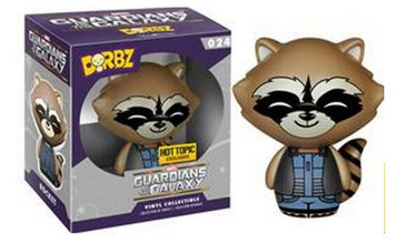 EXCLUSIVE: Dorbz: Marvel - Rocket Raccoon (Nova Suit)
