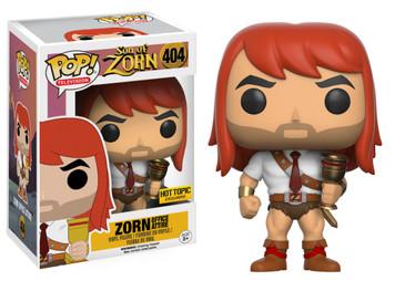 EXCLUSIVE: POP! TV: Son of Zorn - Zorn