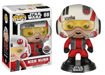 EXCLUSIVE: POP! Star Wars - Nien Nunb (Helmet)