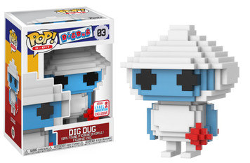 EXCLUSIVE: POP! 8-Bit: Dig Dug
