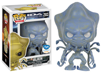 EXCLUSIVE: POP! Movies: Independence Day - Alien (Blue)