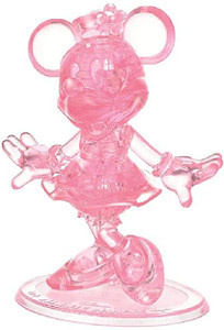 Minnie Mouse 3D Puzzle