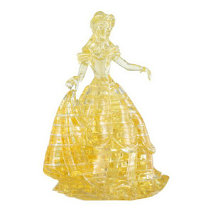 Belle 3D Crystal Puzzle