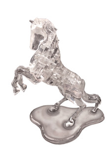 Stallion 3D Deluxe Crystal Puzzle