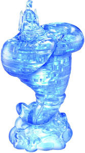 Genie 3D Crystal Puzzle