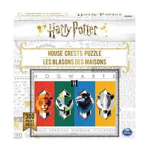 Harry Potter House Crest Puzzle