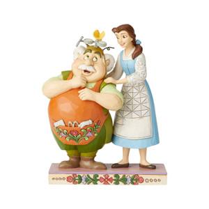 Belle & Maurice Figure