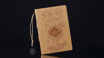 Marauder's Map Journal
