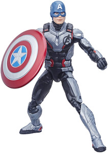 Marvel Legends: Captain America Avengers Figure
