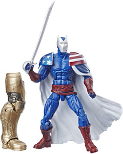 Marvel Legends: Citizen V Avengers Figure