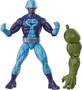 Marvel Legends: Rock Python Figure