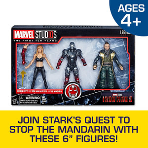 Marvel Legends MCU Action Figure - Iron Man 3 Set