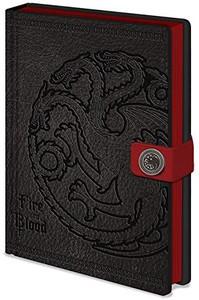 Game of Thrones - House Targaryen Journal
