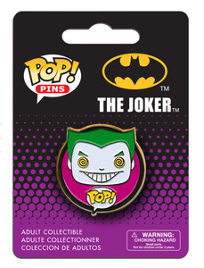 POP! Pins: DC - The Joker