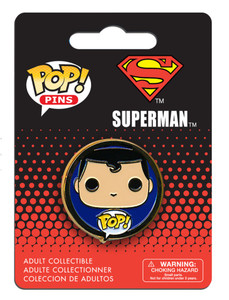 POP! Pins: DC - Superman